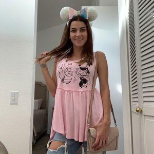 Authentic Disney Parks Minnie Mouse tank